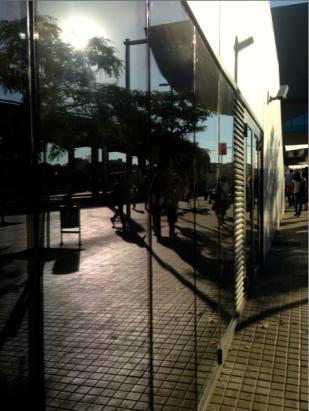 Barcelona Glories Metro